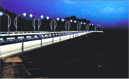 埔里鎮C131線及善心橋燈光設計